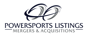 Powersports Listings - mergers & acquisitions logo