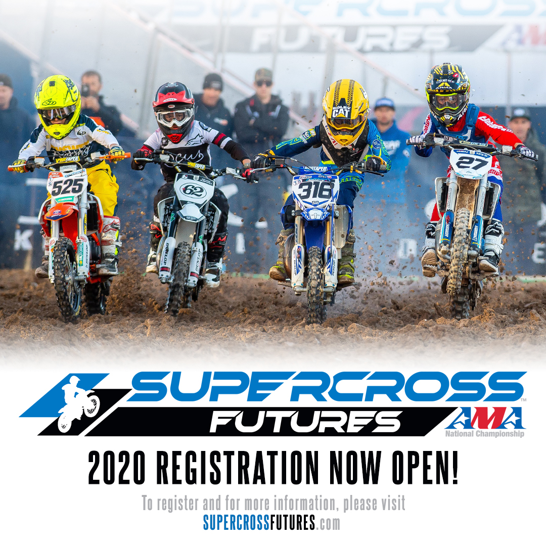 SX Futures 2020 Registration