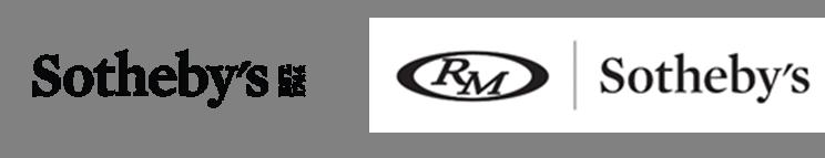 Sotheby's - RM Sotheby's logo