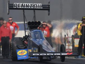 Top Fuel - Leah Pritchett - Auto Club NHRA Finals action [678]