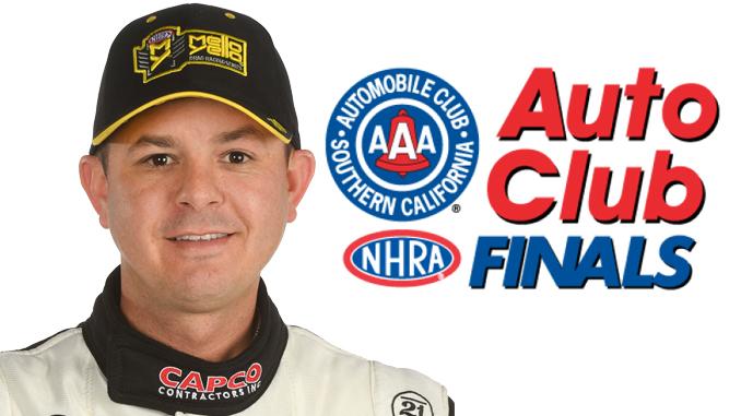 Top Fuel - Steve Torrence - Auto Club NHRA Finals [678]