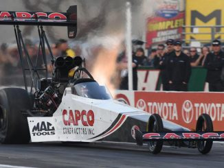 Top Fuel - Steve Torrence - Auto Club NHRA Finals No. 1 Qualifier [678]
