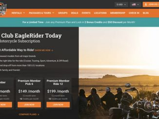 EagleRider Expands its Motorcycle Subscription Program