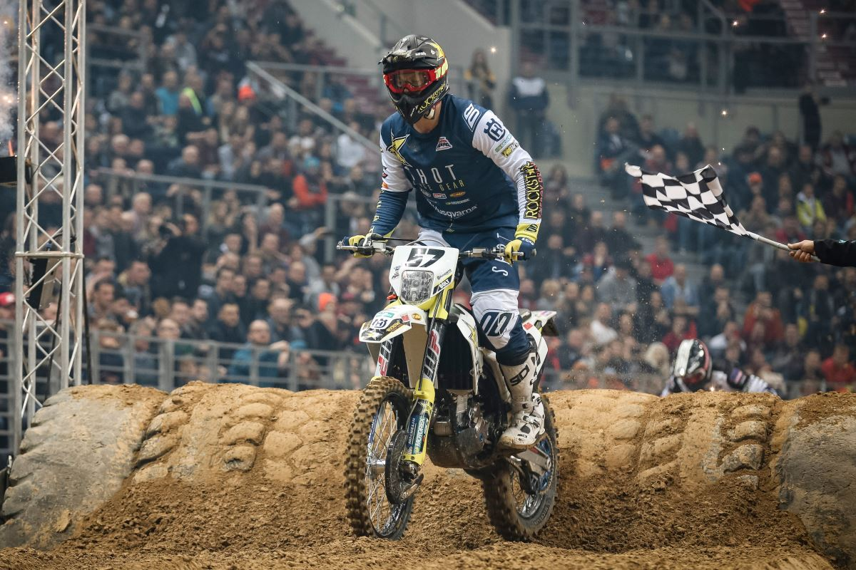 191208 Billy Bolt - Rockstar Energy Husqvarna Factory Racing - SuperEnduro Victory in Poland [1]