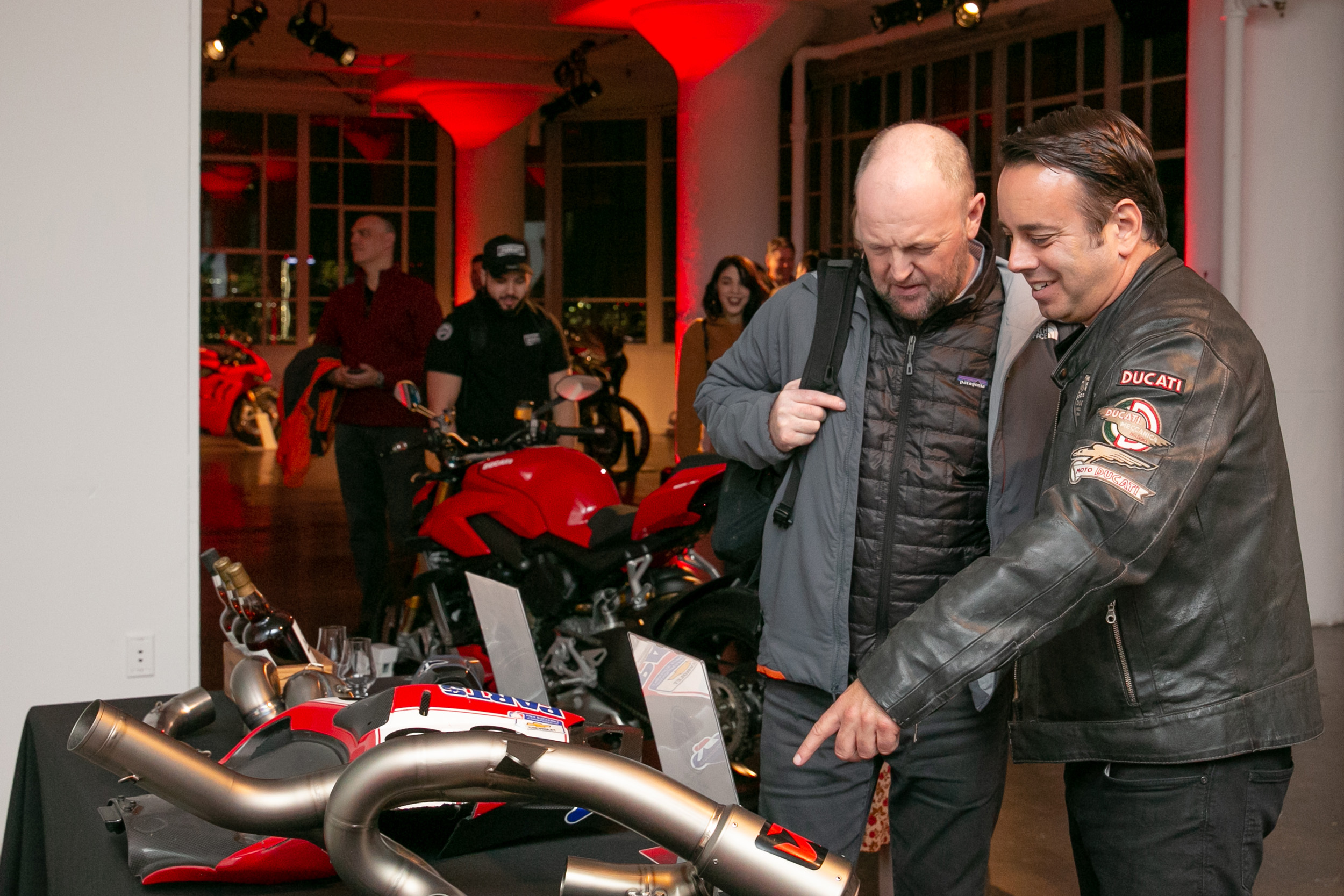 191210 Ducati North America Raises Funds for Carlin Dunne Foundation With Successful Charity Auction [3]