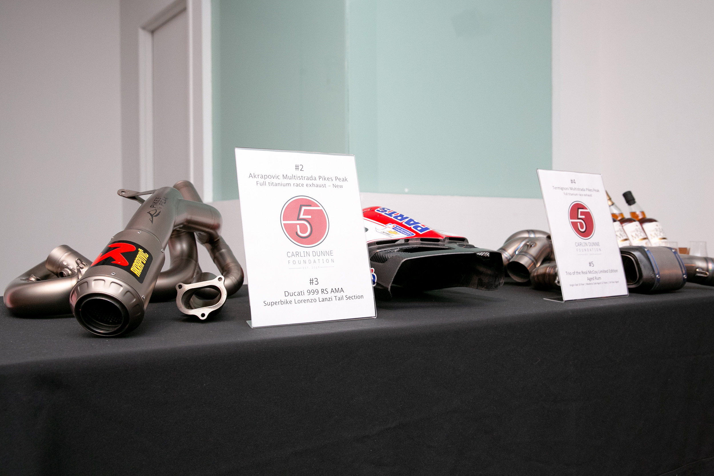 191210 Ducati North America Raises Funds for Carlin Dunne Foundation With Successful Charity Auction [8]