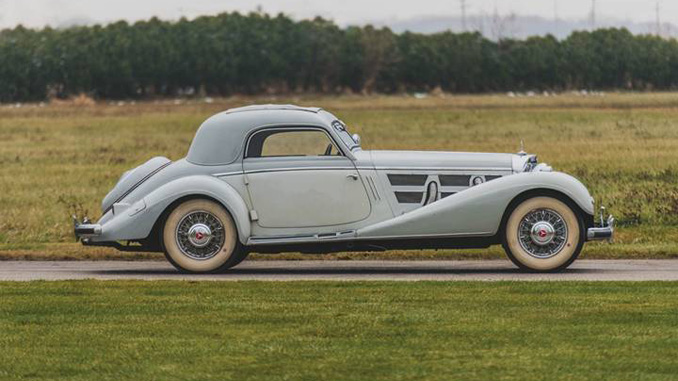 191212 1937 Mercedes-Benz 540 K Coupe (Darin Schnabel © 2019 Courtesy of RM Sotheby's) [678]