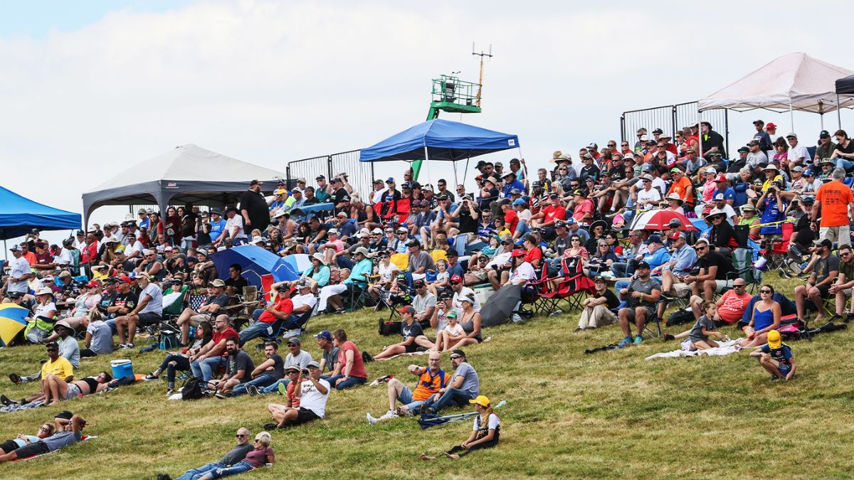 191218 MotoAmerica has announced record growth with its broadcast TV ratings, live and on-demand streaming, social media presence and race attendance from the 2019 season