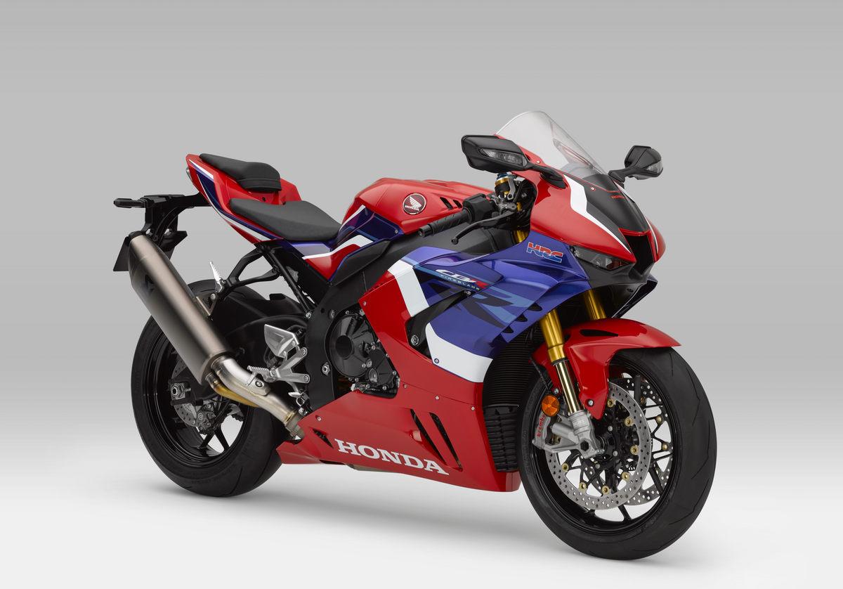 2021 Honda CBR1000RR Fireblade SP