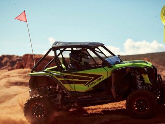 Honda UTV Action Award Talon