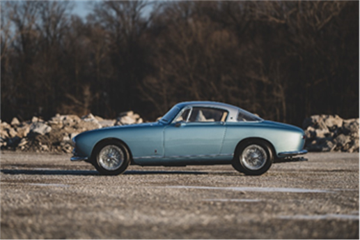 191223 1954 Ferrari 250 Europa GT Coupe by Pinin Farina (Credit - Darin Schnabel ©2020 Courtesy of RM Sotheby's)