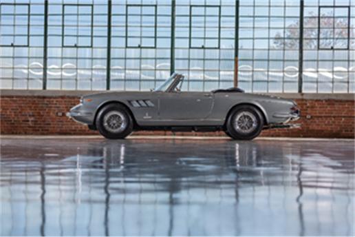 191223 1967 Ferrari 330 GTS by Pininfarina (Credit - Andrew Miterko ©2020 Courtesy of RM Sotheby's)