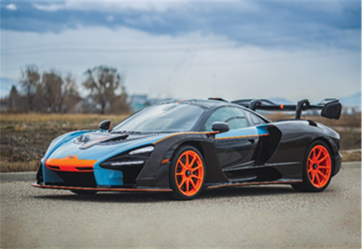 191223 2019 McLaren Senna (Credit - ©2020 Courtesy of RM Sotheby's)