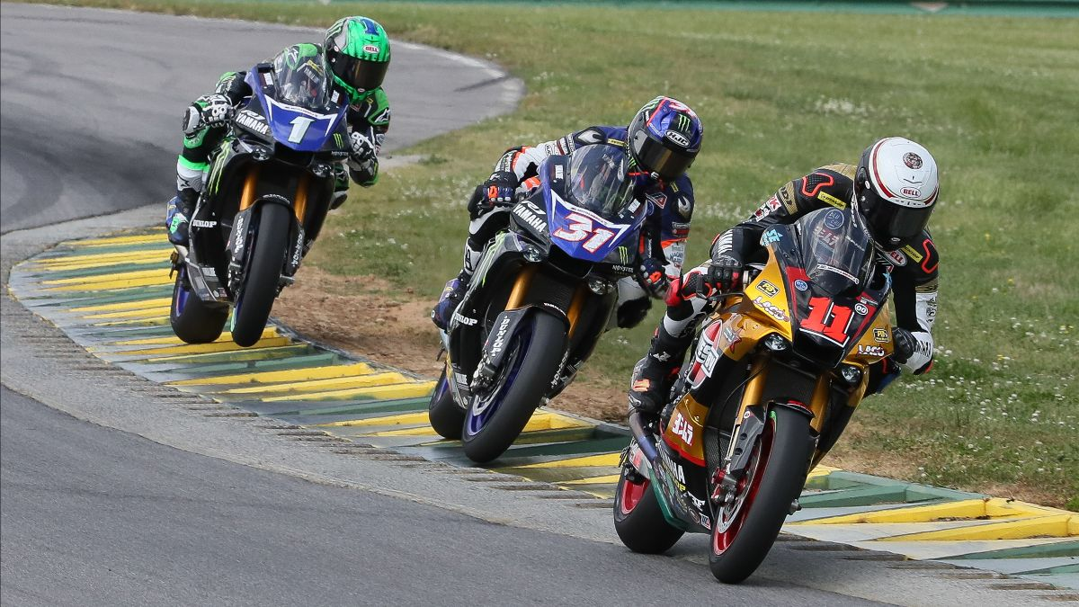 191227 A nine-hour MotoAmerica Superbike marathon will air on FS2 on Sunday, December 29. Photo by Brian J. Nelson.