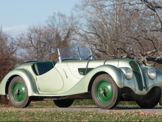 1937 BMW 328 (Estimate- $350k – $450k Without Reserve) Gooding & Company - Scottsdale Auctions [678]