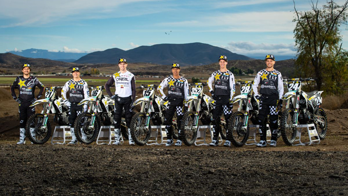 2020 Rockstar Energy Husqvarna Factory Racing Team [678]