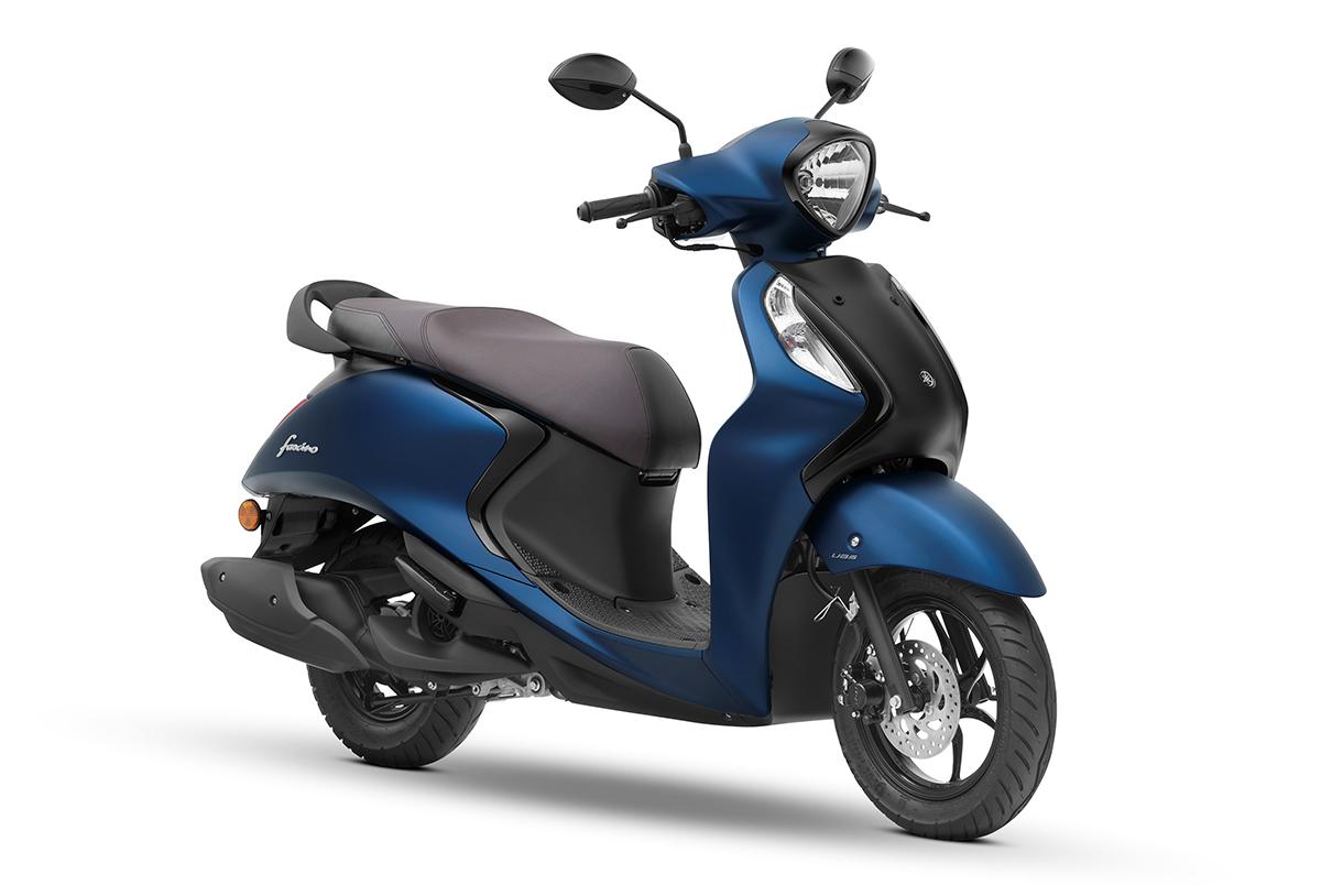 2020 Yamaha Fascino