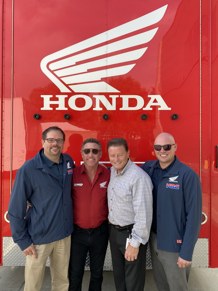 American Honda and Richie Morris Racing Recruit Henry Wiles for Singles Championship Hunt [1]