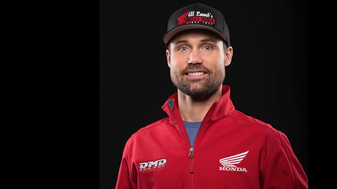 American Honda and Richie Morris Racing Recruit Henry Wiles for Singles Championship Hunt [678]