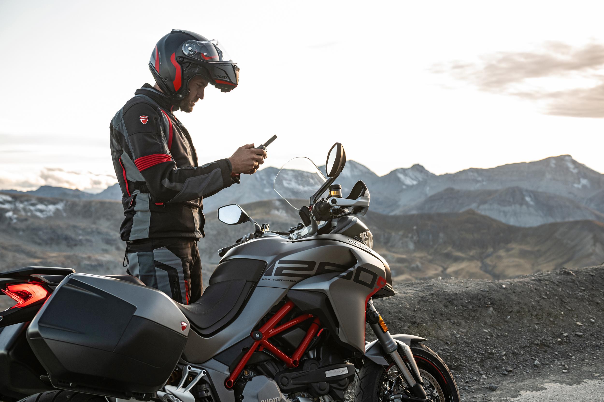 Ducati Multistrada 1260 S Grand Tour - Ready 4 Red