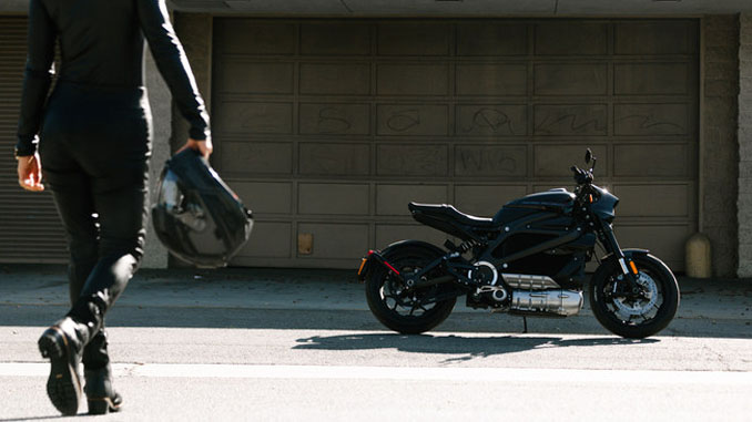 Harley-Davidson's LiveWire Available on Twisted Road