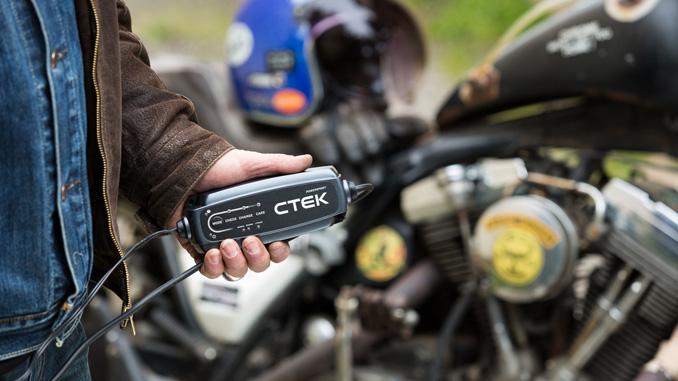 CTEK CT5 POWERSPORT charger