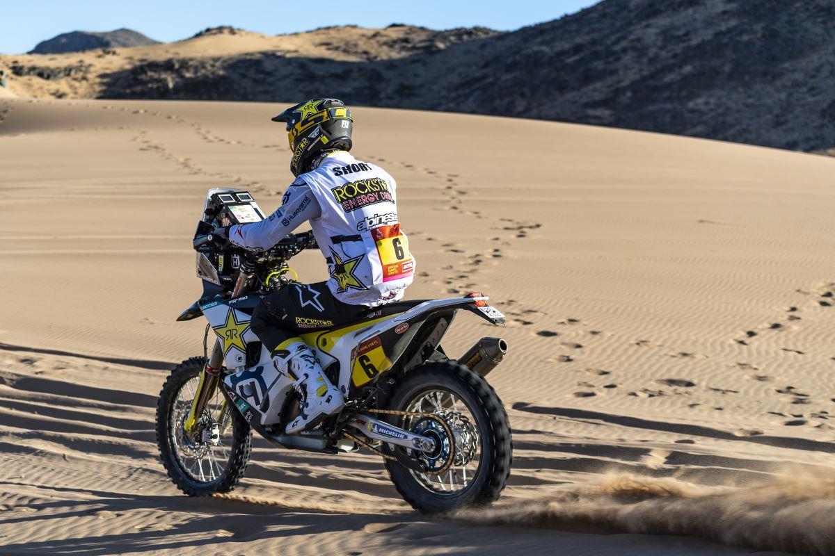 200105 Andrew Short – Rockstar Energy Husqvarna Factory Racing - 2020 Dakar Rally [1]