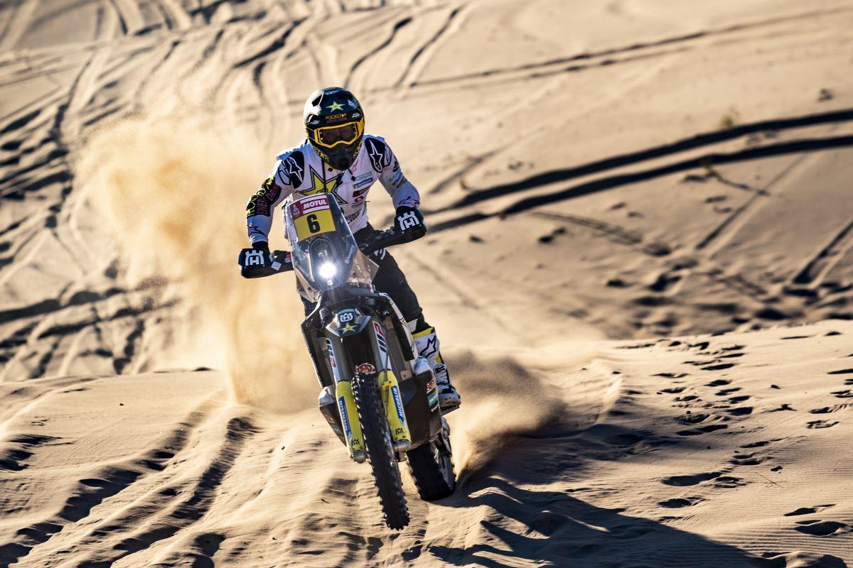 200105 Andrew Short – Rockstar Energy Husqvarna Factory Racing - 2020 Dakar Rally [2]