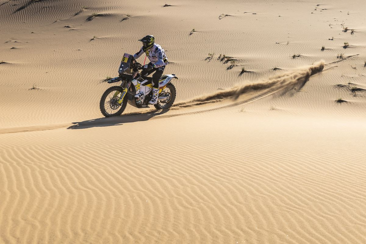 200105 Pablo Quintanilla – Rockstar Energy Husqvarna Factory Racing - 2020 Dakar Rally [2]