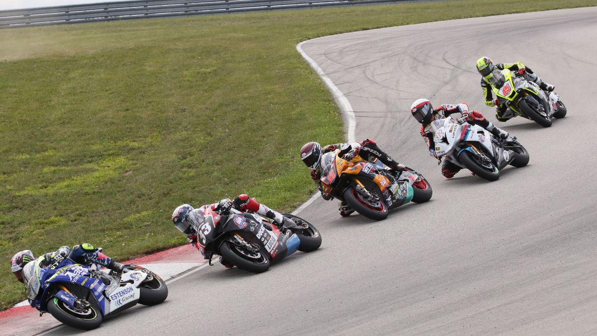 200106 MotoAmerica has announced that the AMA has issued the rules package for the 2020 MotoAmerica Series. Photo by Brian J. Nelson