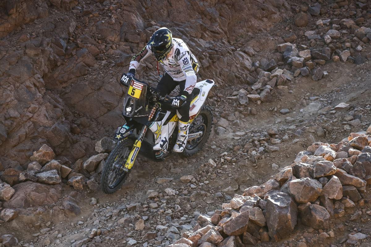 200106 Pablo Quintanilla – Rockstar Energy Husqvarna Factory Racing - Dakar Rally Stage 2 [2]