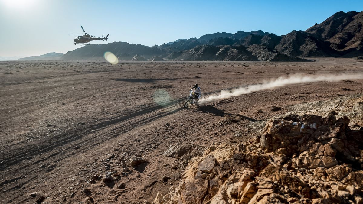 200107 Pablo Quintanilla – Rockstar Energy Husqvarna Factory Racing - Dakar Rally Stage 3 [2]