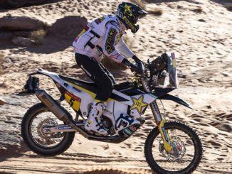 200107 Pablo Quintanilla – Rockstar Energy Husqvarna Factory Racing - Dakar Rally Stage 3 [678]