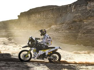 200109 Andrew Short – Rockstar Energy Husqvarna Factory Racing - 2020 Dakar Rally stage 5 [678]
