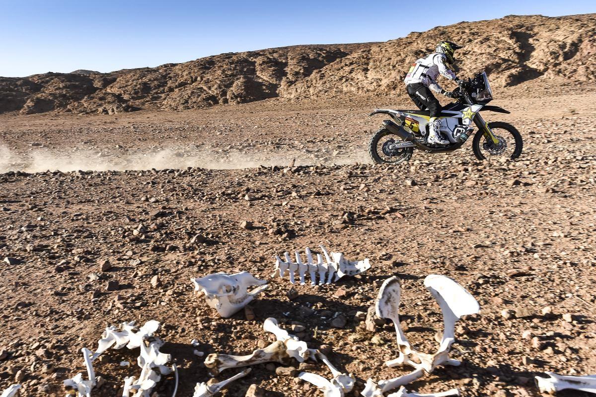 200109 Pablo Quintanilla – Rockstar Energy Husqvarna Factory Racing - 2020 Dakar Rally Stage 4 [1]