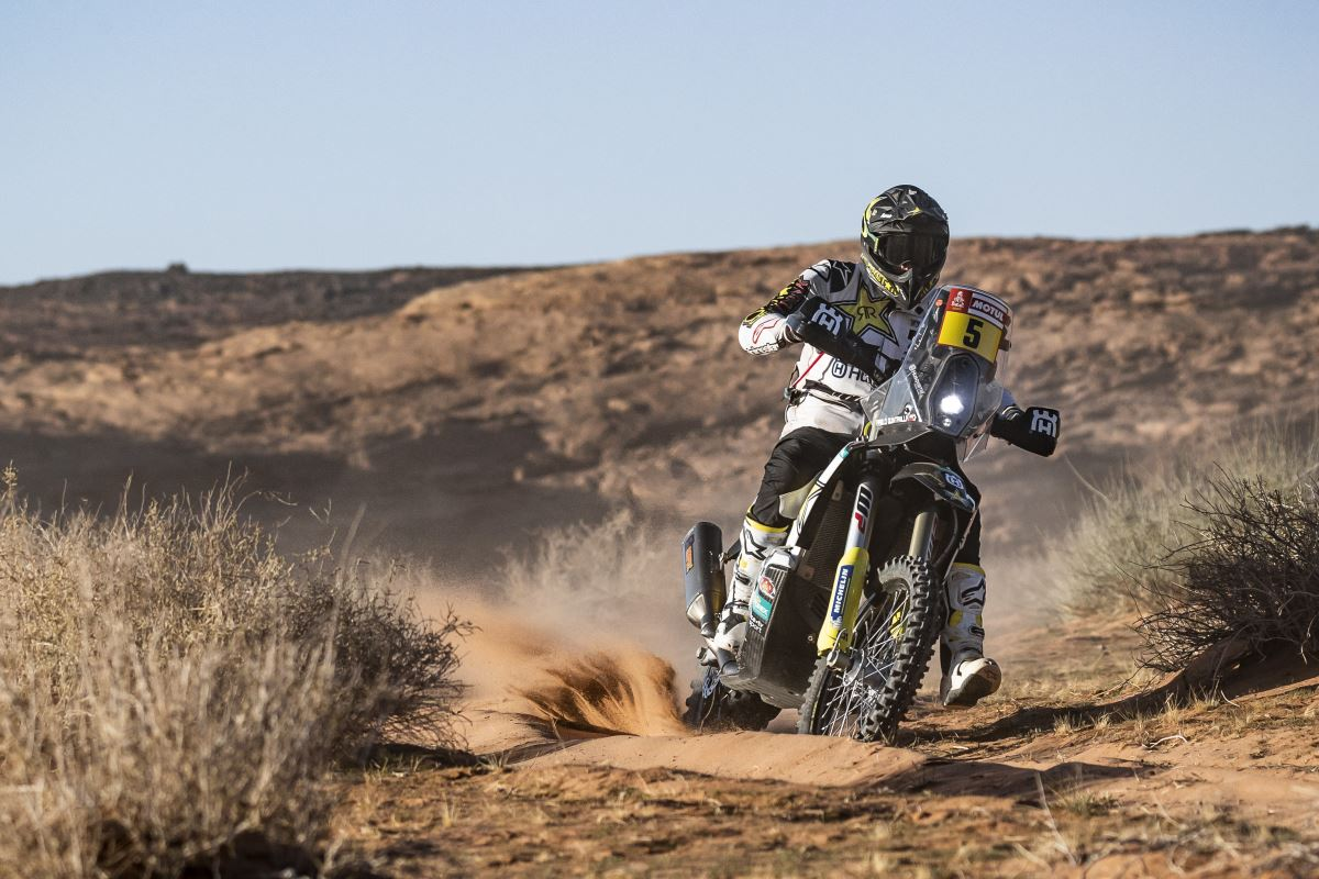 200109 Pablo Quintanilla – Rockstar Energy Husqvarna Factory Racing - 2020 Dakar Rally stage 5 [1]