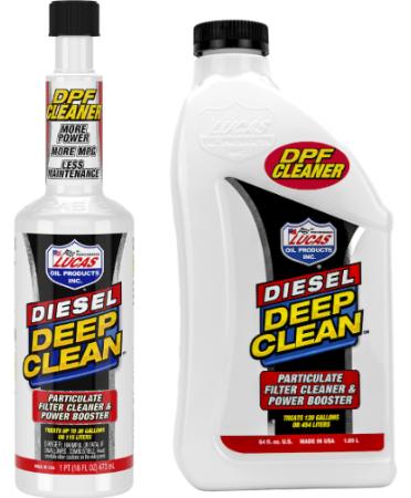 200113 Lucas Diesel Deep Clean