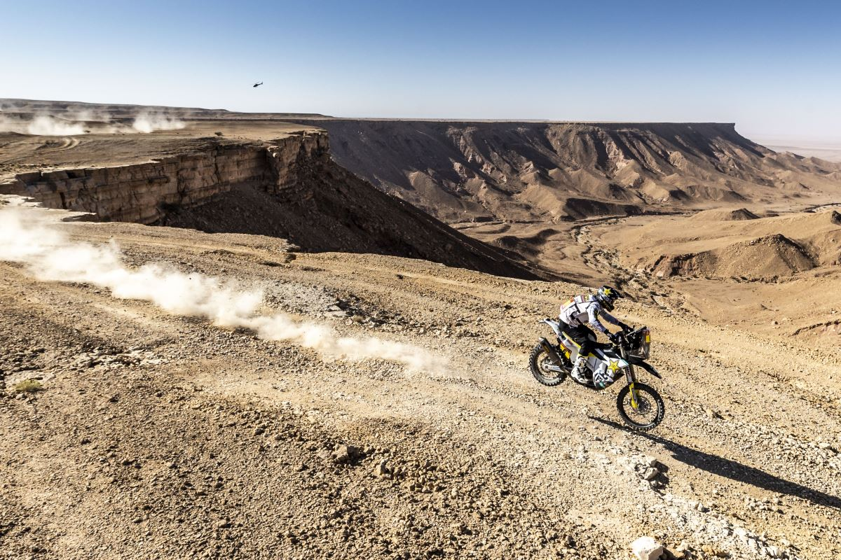200114 Andrew Short – Rockstar Energy Husqvarna Factory Racing - Dakar Rally stage 9 [1]