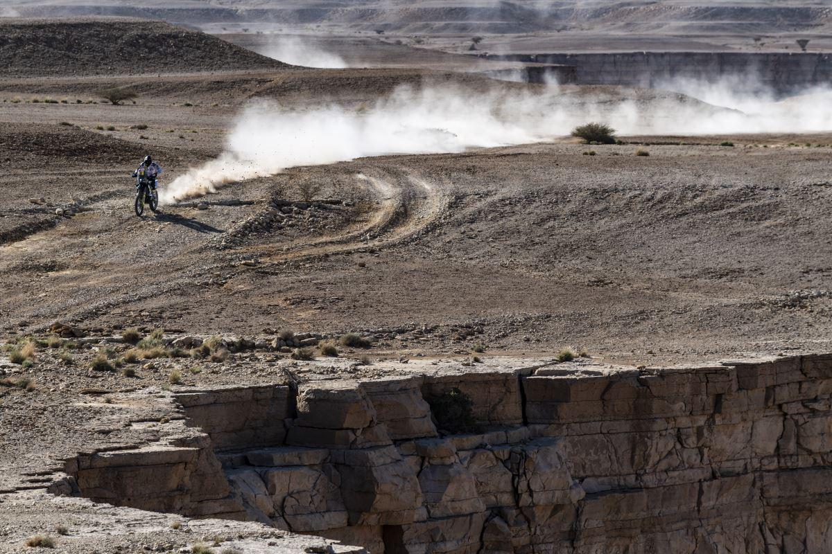 200114 Pablo Quintanilla – Rockstar Energy Husqvarna Factory Racing - 2020 Dakar Rally stage 9 [2]