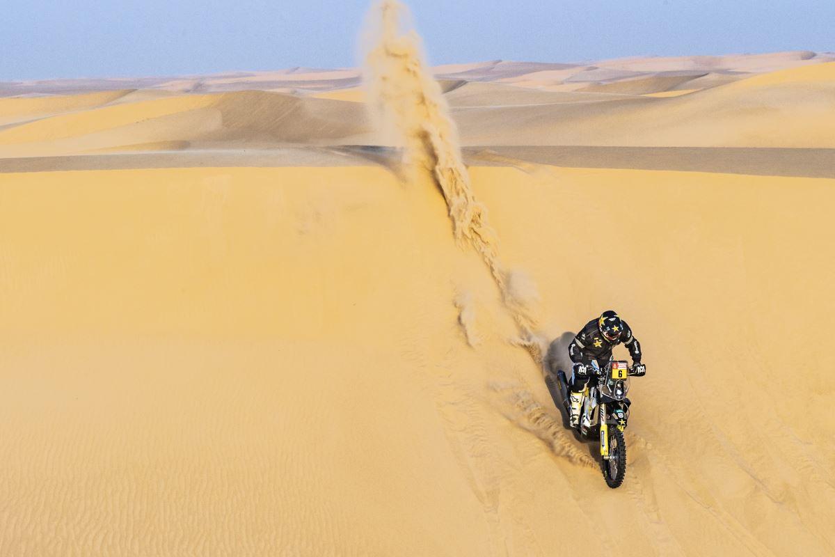 200115 Andrew Short – Rockstar Energy Husqvarna Factory Racing - Dakar Rally stage 10 [1])