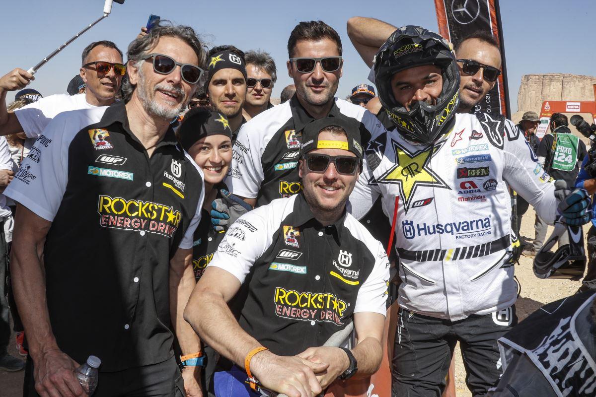 200117 Pablo Quintanilla – Rockstar Energy Husqvarna Factory Racing - 2020 Dakar Rally stage 12 [2]