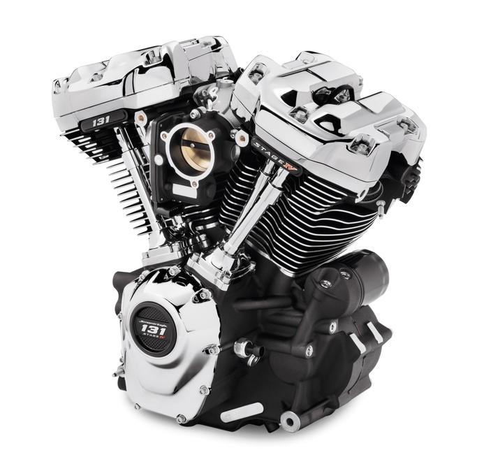 New Screamin' Eagle 131 Crate Engine [1]