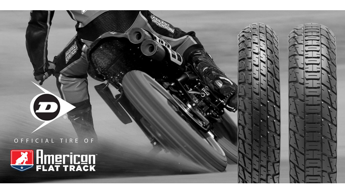 200123 Dunlop Motorcycle Tires & American Flat Track Reveal DT4 Tire [678]