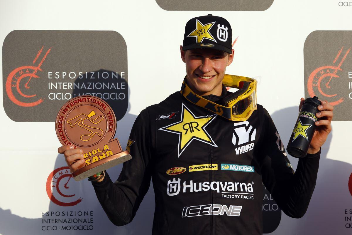 200126 Arminas Jasikonis – Rockstar Energy Husqvarna Factory Racing - Internazionali d' Italia MX [2]
