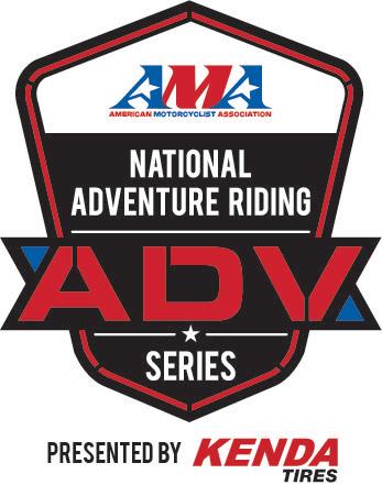 2020 AMA National Adventure Riding Series logo
