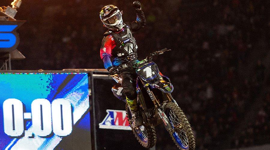2020 Anaheim 2 Monster Energy Supercross - Dylan Ferrandis 250SX Win