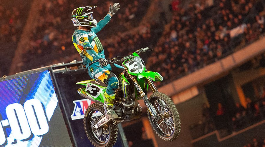 2020 Anaheim 2 Monster Energy Supercross - Eli Win