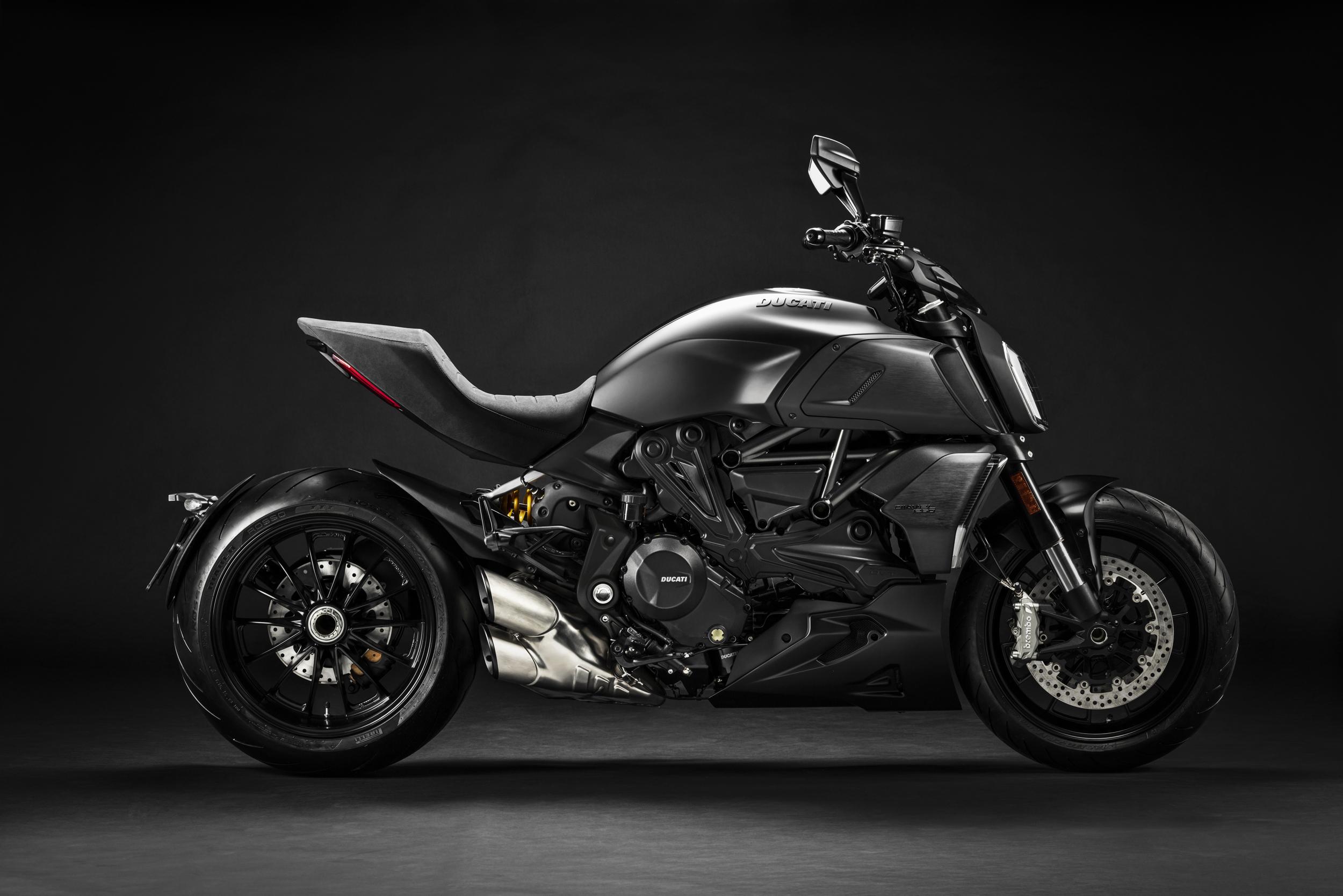 2020 Ducati Diavel 1260 [1]