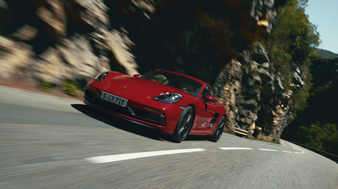 2020 Porsche 718 Cayman GTS 4.0 [678]