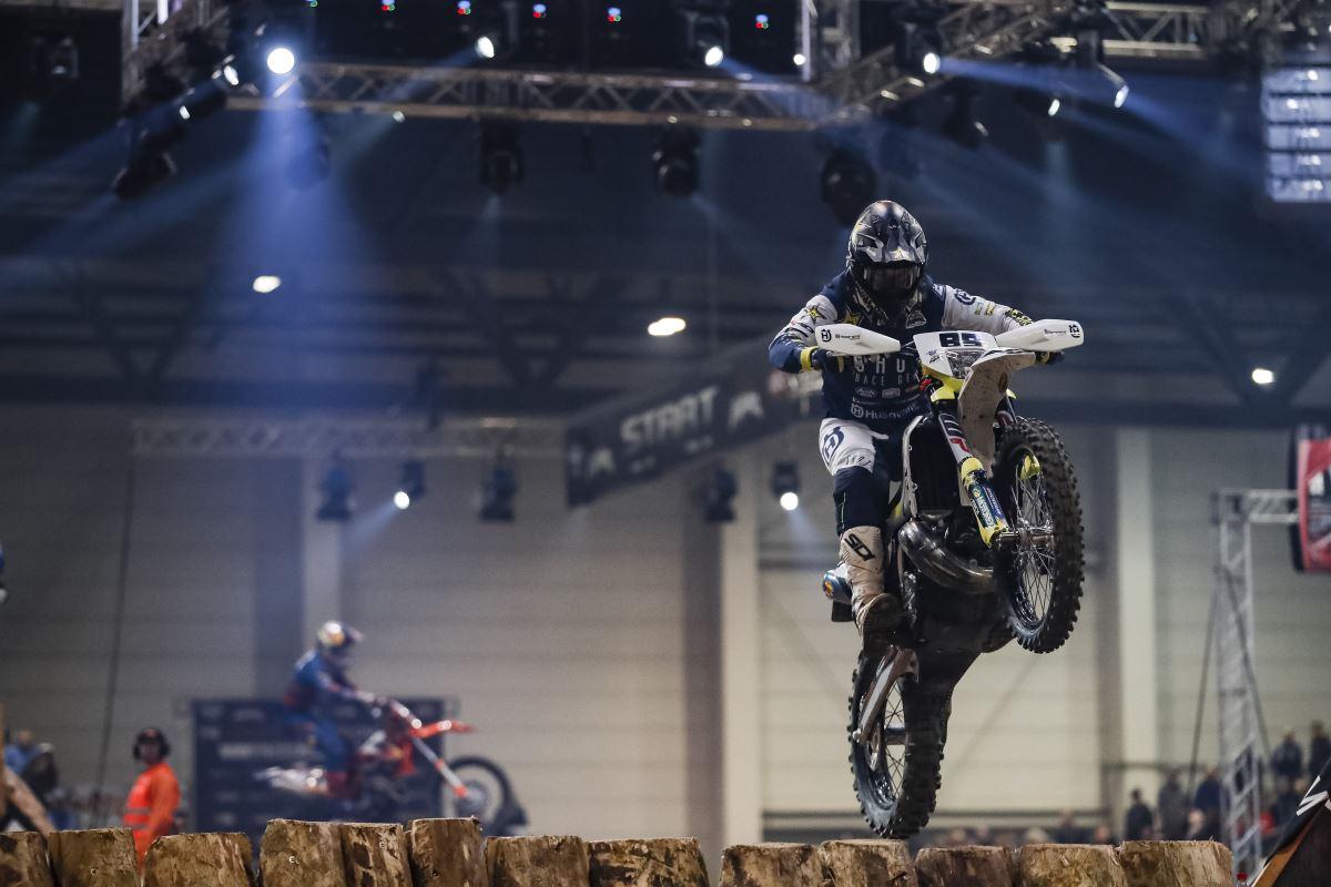 Alfredo Gomez - Rockstar Energy Husqvarna Factory Racing - Round 2 SuperEnduro [3]